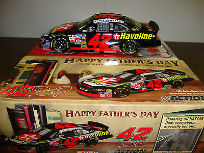 Jamie McMurray---#42 Havoline---Fathers Day---1:24 Scale Diecast---1/3696---2004