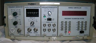 Argo Systems AS210 Frequency Calibration System