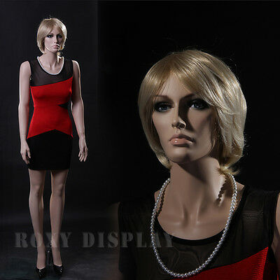 Fiberglass Female Display Mannequin Manikin Manequin Dummy  Dress Form MZ-ZARA4