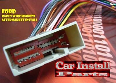 ford radio wire harness audiophile premium stereo fda03 • 12 99 ford radio wire harness install stereo plug 2004 2010