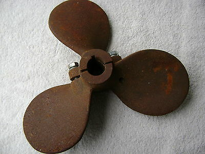 14 Inch Steel Emergency Prop Propeller For Boat Ship Maritime