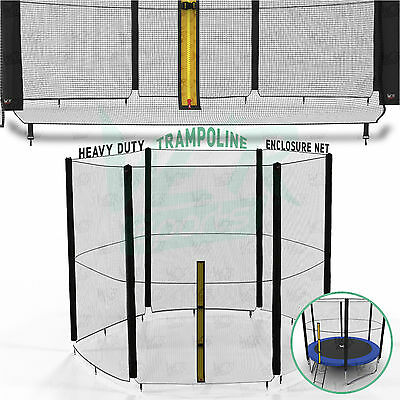 6FT Replacement Trampoline Safety Net Enclosure Surround
