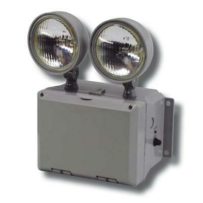 Emergency Exit Light - Wet Location Outdoor Listed