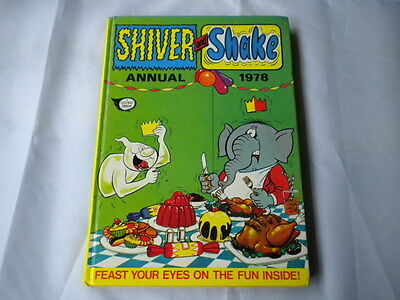 The Shiver and Shake Annual 1978