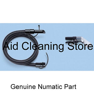 Numatic CT CTD George GVE Car Valeting Upholstery Cleaning Hose & Hand Tool A42