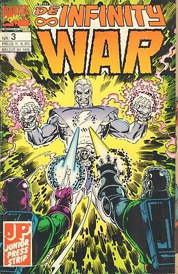 Infinity Crusade 03 - Holy War !  (1994)