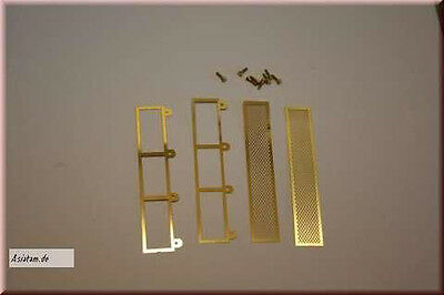 Taigen photo etch grills for 1/16 scale Heng Long Panzer III and StuG III 1:16