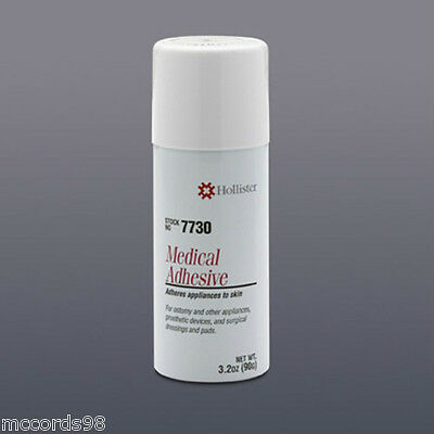 Hollister 7730 Medical Adhesive 3.2 oz