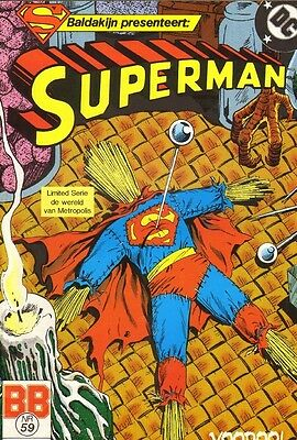 Superman Bb 059 - (1989)