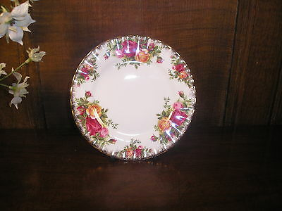 Royal Albert OLD COUNTRY ROSES TEA/SIDE PLATES   16cms firsts