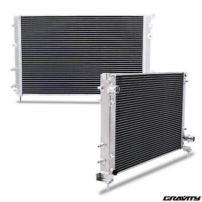 Alloy Radiator Volkswagen Vw Golf Caddy Jetta Passat Scirocco Touran 1.2 1.4 Tsi