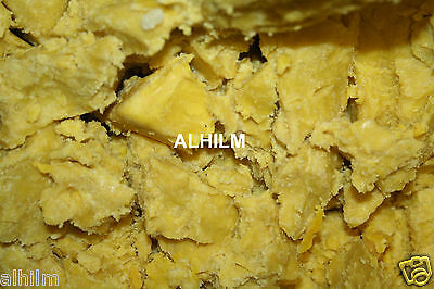 ORGANIC African Shea Butter RAW UNREFINED REAL NATURAL .5Lb 8oz 1/2Lb Half Pound