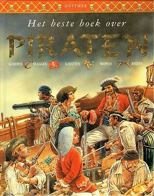HET BESTE BOEK OVER PIRATEN - Philip Steele (1997)