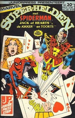 Marvel Superhelden 30 - (1985)