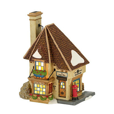 Department 56 Dickens Royal Mail Devon Village