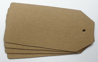 {4} ORNATE POiNT TAGS - Raw Bare Unfinished Chipboard Die Cuts Embellishments