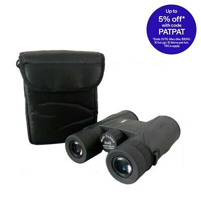 Newly Coming Brand New 8x42 Roof Prism Multi-Coated Black Binoculars RRP$299.99