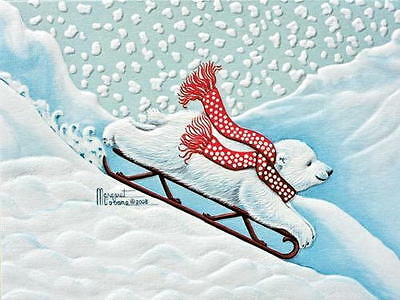 CHRISTMAS CARDS ~ WEEEEE!~ Pumpernickel Press ~ Made In The USA (NEW)