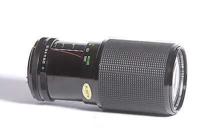 Vivitar Series 1 70-210mm f/3.5 SLR Camera Lens for Canon FD SN 37201194