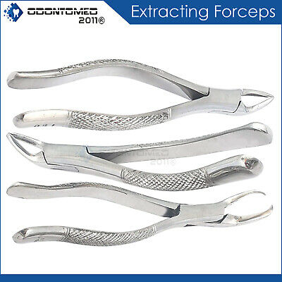 Dental Extracting Extraction Forcep # 150+151+ 23