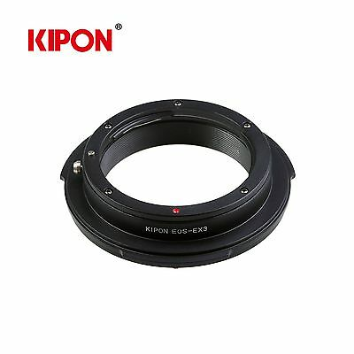 New Kipon Adapter for Canon EOS Mount Lens to Sony EX3 PMW-EX3 Camera Camcorder