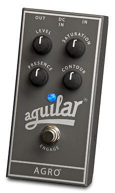 Aguilar AGRO Bass Overdrive  pedal Item #5010