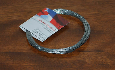 6 Strand Steel Braided Snare Wire 20 ft  Rabbit or Hare