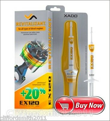 XADO Gel Revitalizant EX 120 Diesel engine Reinforced revitalizant
