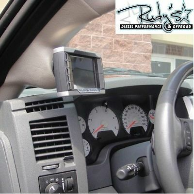 H/&S OEM Color Matched Dash Mount Black MAXX MINI MAXX 08-12 Ford Powerstroke