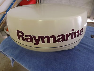 Raymarine / Raytheon 2KW Scanner=Fully Tested=Very Clean=STK#2056=