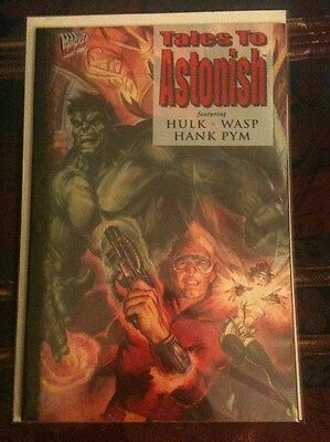 Tales To Astonish Vol. 3 No. 1 Feat. Hulk Wasp Hank Pym Marvel Select Comics Nm
