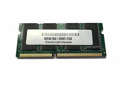 MEM1841-256D= 256MB Memory Cisco 1841 Router DRAM