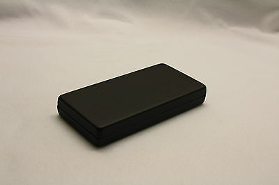 Black Leatherette Display Box For Coins In 2X2 Holders