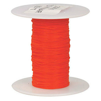 JDV Products WR30R-C Wire Wrap Kynar Red 100 Feet 30AWG (100 Foot Rolls)
