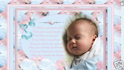 ♥ROSE MISTED LULLABY REBORN AUCTION TEMPLATE ♥