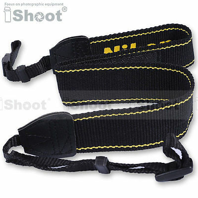 Shoulder/Neck SIing Strap Belt for Nikon Camera D7000/D5000/D3100/D3000/D90/D70S