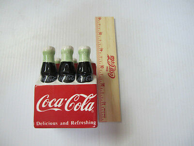 Coca Cola Salt and Pepper Shaker- NEW  (CC5)