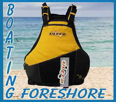 Life Jacket BLADE by Ultra  Adult Extra Large 120cm PFD 60kg+