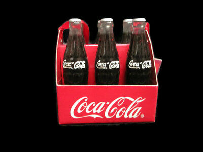 Coca-Cola Ornament 6 pack -NWT