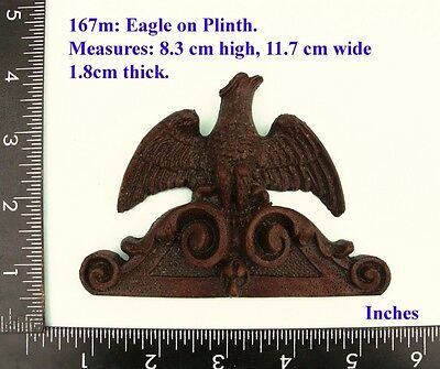 "167M ""Small Eagle"" clock case / furniture DIY"