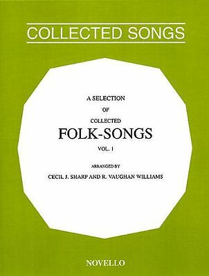 Selection Of Collected Folk Songs Learn to Play Piano Vocals Music Book 1