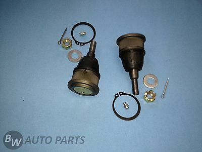 2 Front Upper Ball Joints 01-07 CHEVROLET SILVERADO 1500 HD 4WD 2001-2007