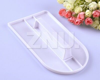 1 pcs Cake Cutter of Smoother Decorating Polisher Sugarcraft DIY Tool NEW