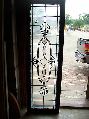 Amethyst Transom Window Simple with nice Center piece (SG 1288)