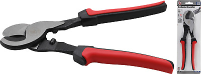"""BGS Germany Top Trade Insulated 10"""" Long Cable Cutter Cuts 1"""" Cable Heavy Duty"""
