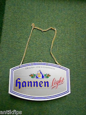 Hannen light Zapfhahnschild 214