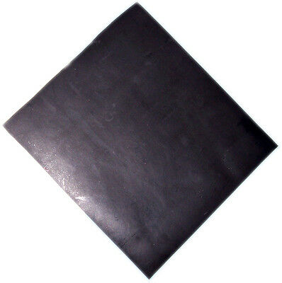 High Temperature Fuel & Chemical Resistant Viton Rubber Sheet 100Mm Sq Pad