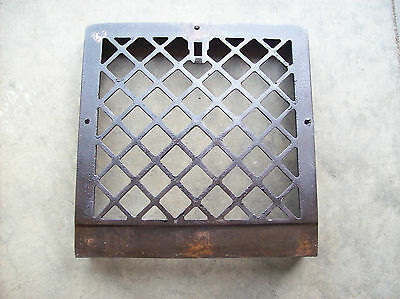 Single Diamond Heating Grate mounts to wall (G 429)