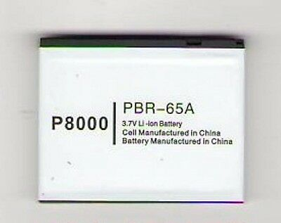 Lot Of 10 New Battery For Pantech P8000 Crossover Att Pbr-65A