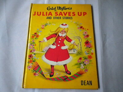 Enid Blyton's - Julia Saves Up - and other stories -  Darrell Waters ltd -  1976